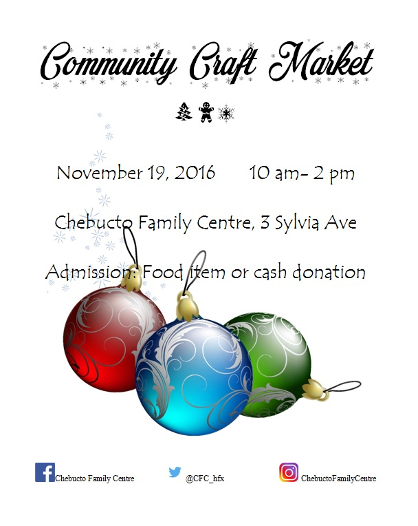 Craft Market Poster
