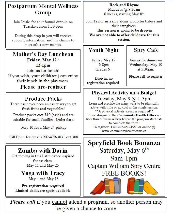 May calendar description